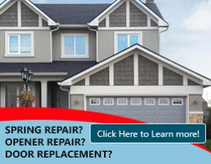 Repair Services - Garage Door Repair Allen, TX